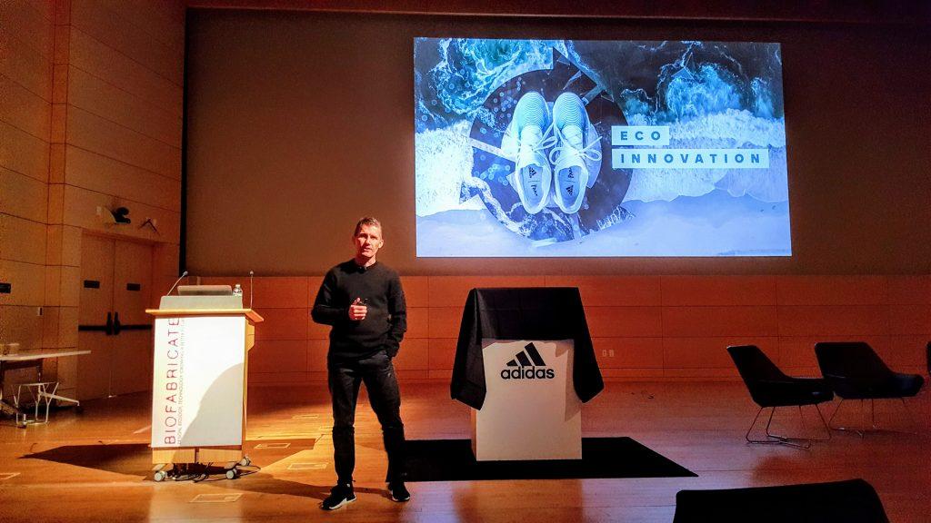 Adidas James Carnes Biofabricate 2016